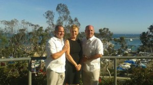 140724 John and Mark Wedding at Lantern Bay Park in Dana Point Terri Lange Linzmeier officiant