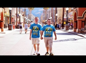 140900 Brent and Jim at Disneyland California Adventure